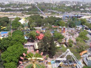 les parcs d'attraction israéliens