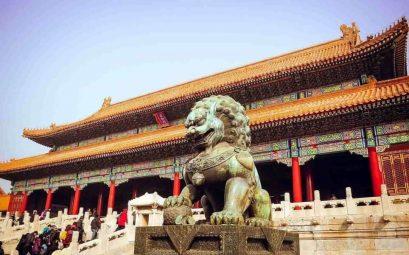 sejour a Pekin